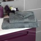 Drap de bain Vendôme Gris Ardoise