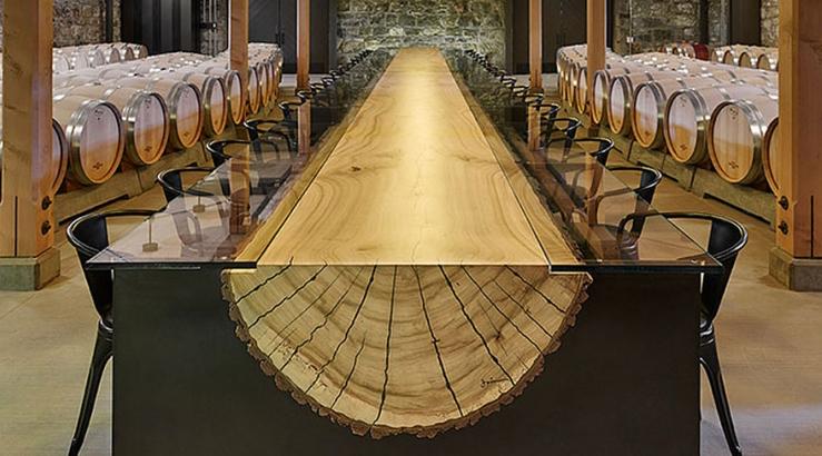10 tables insolites d couvrir madame la comtesse. Black Bedroom Furniture Sets. Home Design Ideas